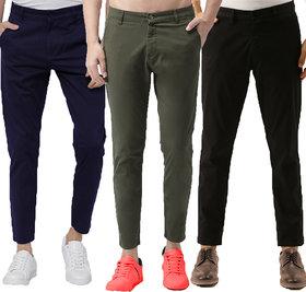 Millions Joy Mens Trousers (Pack of 3)