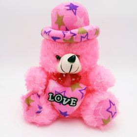 Vyxoo Inc 13 Inch Teddy Bear for Girlfriend/Birthday Gift/Boy/Girl, Pink, 1 Pcs