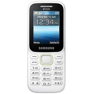 Samsung Guru Music 2 B310e 2.4 inch display Feature Phones