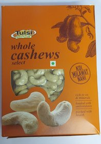 Tulsi whole cashews select 500 gm