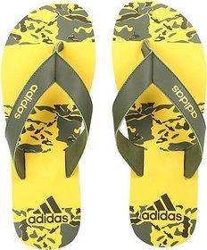 Adidas  Thong Flip Flop (YELLOW)