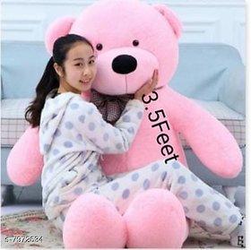 GURU NANAK ENTERPRISES SUPER SOFT TEDDY BEAR 3.5 FT