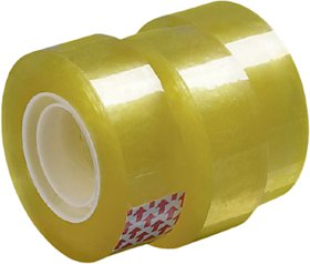 G.B.TECH Packing Tape 50 mm , 320 mtr (Pack Of 2 )