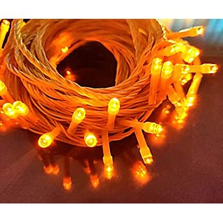 Rice Lights Serial Bulbs Ladi Diwali Decoration Lighting (Set of 1) Multicolour for Indoor, Outdoor