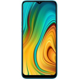 Realme C3 (Frozen Blue, 32 GB) (3 GB RAM)
