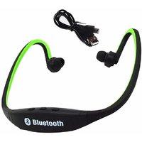 KSS Wireless Bluetooth Headphone BS19  Multicolor