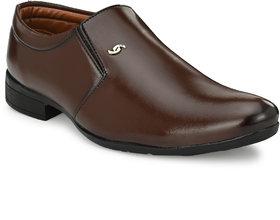 Lee Peeter Men's Brown Formal Shoe