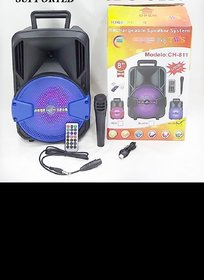Mapon Fashion CH811 Portable Rechargeable Speaker System (Assorted Color)