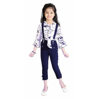 Clobay dungaree set for gilrls