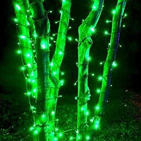 Mettstone 11mtrs  green decorative rice light pack of -02