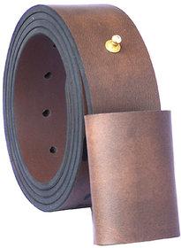Sunshopping Men's Brown Leatherite Belt