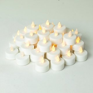 Craftsells Set of 2 led tea light candles For Diwali