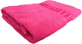 Luxurious 100%  Cotton Bath Towel (24x48) Inch, 350 Gsm
