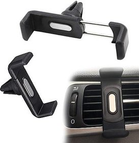 Universal 360 Degree Rotating Car Mount Ventilation Clip Air Vent Mount / Stand Holder Car Phone Stand ( 4-5.5 Inches)
