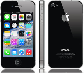 Refurbished APPLE iPhone 4s Black 16GB