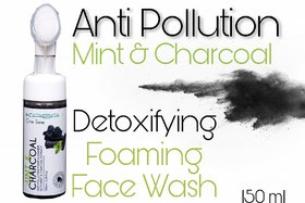 Anti Pollution Foaming face Wash
