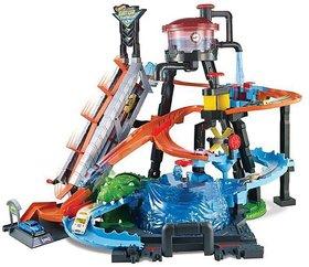 Ultimate Gator Car Wash Play Set