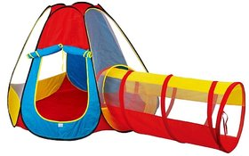 Bhoomi Huge Portable Children's Tunnel Play Tent