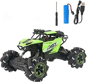 110 Remote Control Stunt Lateral and Oblique Drift, Dancing Off-Road Car