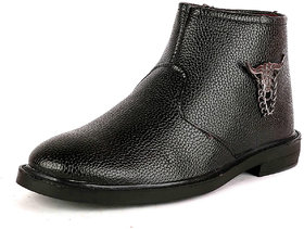 Onbeat Trandy Casual High Ankle Boots For Boys