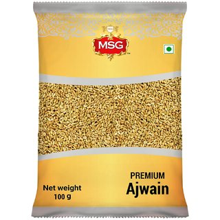 MSG Premium Ajwain (Carom Seeds) 100g