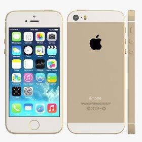 Refurbished Apple iPhone 5S 16GB Gold