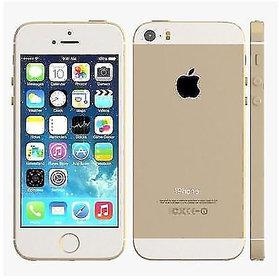 APPLE I PHONE 5S 16GB GOLD (REFURBISHED)