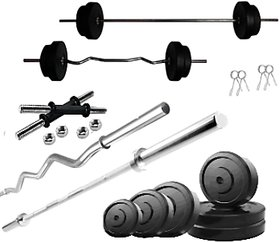 FUFFSTUFF 70 KG Pure Rubber Weights Combo