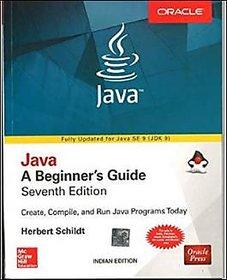 Java - A Beginners Guide BY HERBERT SCHILDT