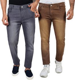 Millions Joy Men's Jeans (Pack of 2)