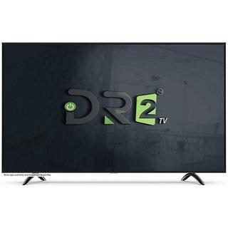 DR2 65 Inch Smart LED TV with soundbar