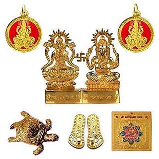 norme Goddess Kuber Dhan Laxmi Varsha Yantra Set