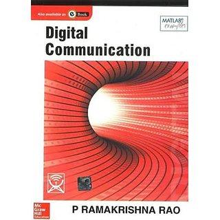 Digital Communication by P Ramakrishna Rao