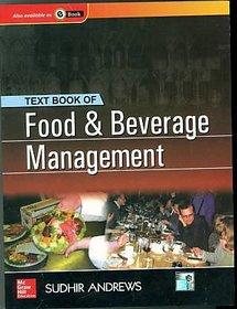 Food  Beverage Management by sudhir andrews