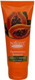 Nature'S Essence Facewash, Papaya, 65ml ( Pack of 3)