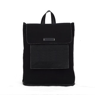 Diwaah Black Casual Backpack