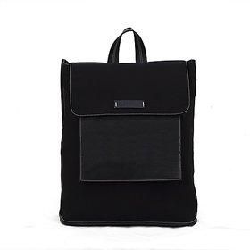 Diwaah Black Casual Backpack