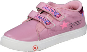 Onbeat Pink Casual Shoes For Girls