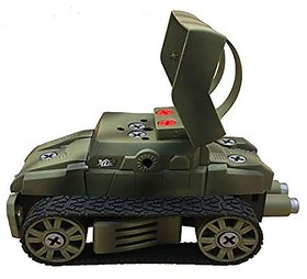 Diy Assemble Tank Model With Radar Turret  Take Apart Military Vehicles, Stem Learning Toys Building Play Set For Kids