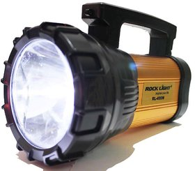 Rock Light Metal 100w Rechargeable Waterproof Bright Led Torch Light Laser Long Range Distance High Power Search Light K