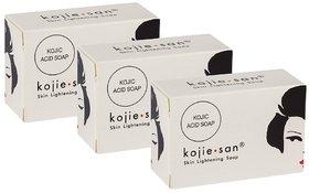 Kojie san skin lightning soap pack of 3