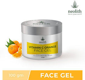 NEOLITH VITAMIN C ORANGE FACE GEL  (100 g)