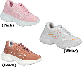 Onbeat Casual Sneakers For Women