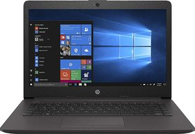 HP 245G7-2D8C6PA Laptop (AMD Rhyzen 3-330U @.2.1GHz/ 4GB Ram/ 1TB HDD/ 14 HD Screen/ Windows 10 Home SL/ 1.6Kgs/No ODD)