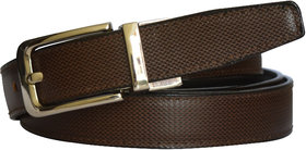 SUNSHOPPING Women Brown Casual Synthetic Belt