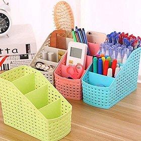 Multi-Purpose Desk Organizer Storage Box - Set 3
