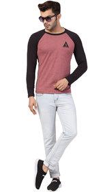 Men's T-shirt Full Sleeve SV-507 Pink