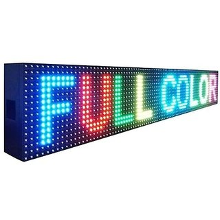 Gls Led RGB full color Scrolling Board With WIFI (1'x 5'FT)