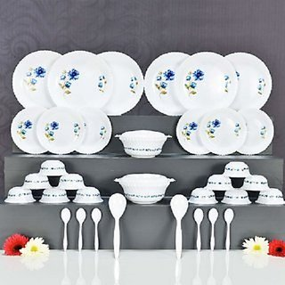 32 Peice Melamine Long durable Dinner set