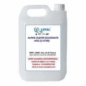 Loyal Alpha Olefin Sulfonate (AOS) 5 Liter